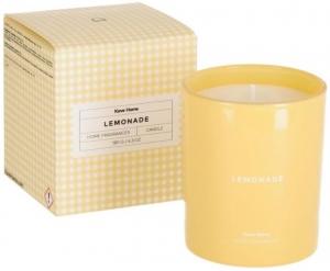 Ароматическая свеча Lemonade 9X9X10 CM