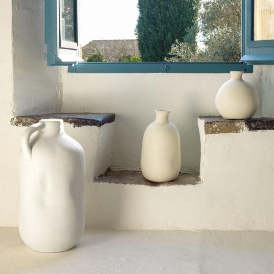 Керамическая ваза Caetana 30X28X55 CM 4