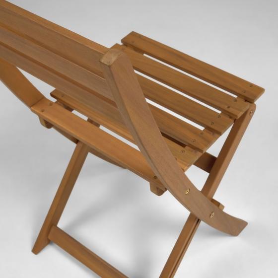 Комплект два стула и стол Elisia 6