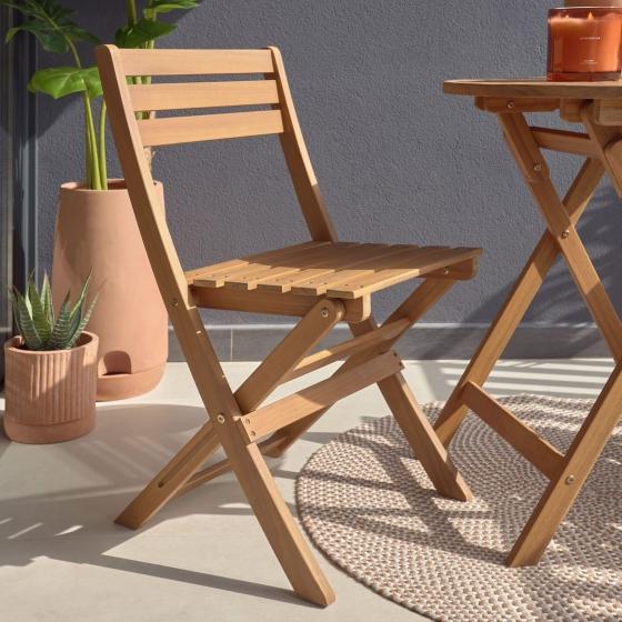 Комплект два стула и стол Elisia 7