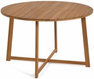Обеденный стол из массива акации Dafne 120X120X75 CM