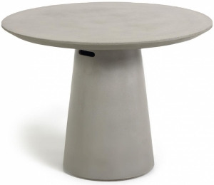 Бетонный столик Itai 120X120X74 CM