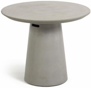 Бетонный столик Itai 90X90X74 CM