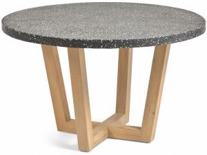 Круглый стол Shanelle 120X120X77 CM