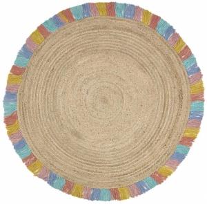 Джутовый ковёр Deisy Ø120 CM