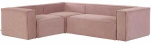 Угловой модульный диван Blok 320X230X69 CM