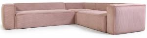 Пятиместный угловой диван Blok 320X290X69 CM
