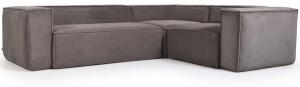 Угловой модульный диван Blok 290X230X69 CM