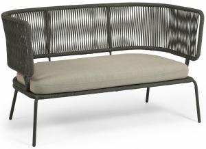 Двухместный диван Nadin 135X65X80 CM