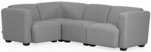Угловой модульный диван Legara 226X164X73 CM