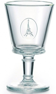 Бокал Symbolic eiffel tower 250 ml