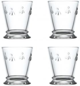 Четыре стакана Abeille 260 ml