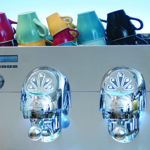 Кофейная пара Tulip 80 ml 3