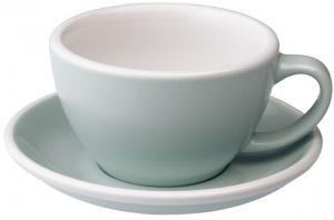 Чайная пара Egg River blue 300 ml