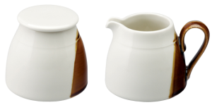 Сахарница + молочник Sancai 301 ml / 305 ml