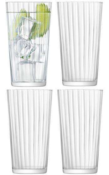 Набор из 4 стаканов для сока Gio Line 320 ml 4