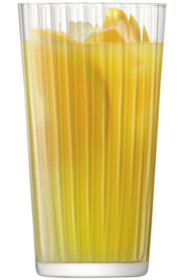 Набор из 4 стаканов для сока Gio Line 320 ml 2