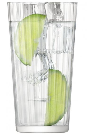 Набор из 4 стаканов для сока Gio Line 320 ml 1