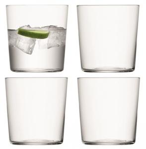 Набор из 4 стаканов Gio 390 ml