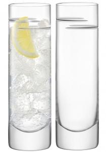 Набор из 2 высоких стаканов Signature Verso 250 ml