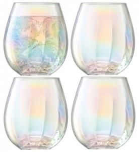Набор из 4 стаканов Pearl 425 ml