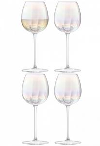 Набор из 4 бокалов для белого вина Pearl 325 ml