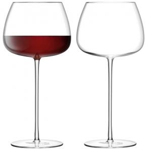 Набор из 2 бокалов для красного вина Wine Culture 590 ml