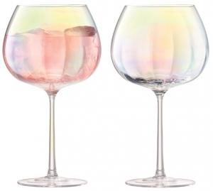 Набор из 2 круглых бокалов Pearl 650 ml
