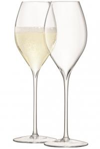 Набор из 2 бокалов для просекко wine 370 ml