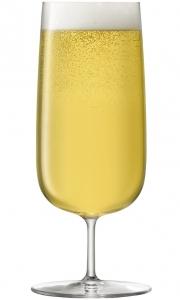 Набор из 4 бокалов для пилснера Borough 440 ml