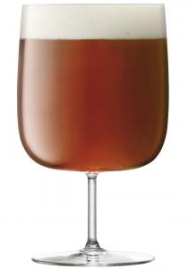 Набор из 4 бокалов для пива Borough 625 ml