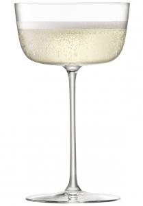 Набор из 4 бокалов-креманок Borough 240 ml