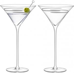Набор из 2 бокалов для коктейлей Signature Verso 275 ml
