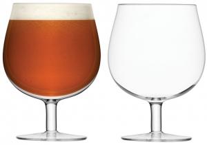 Набор из двух бокалов для пива Bar 550 ml