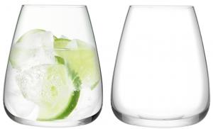 Набор из 2 бокалов для воды Wine Culture 590 ml