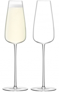 Набор из 2 бокалов-флейт Wine Culture 330 ml