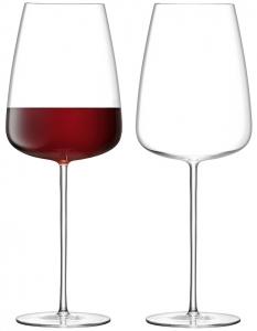 Набор из 2 бокалов для красного вина Wine Culture 800 ml