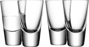 Стопка для водки Bar 100 ml 4 шт