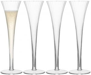 Бокал-флейта для шампанского Aurelia 200 ml 4 шт
