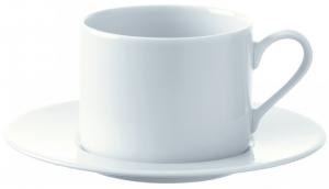 Чашки 4 шт. для чая с блюдцем dine 250 ml