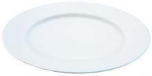 Набор из 4 обеденных тарелок с бортиком dine Ø25 см
