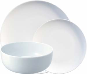Набор обеденных тарелок dine 12 шт.