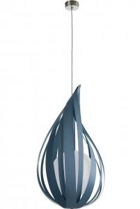 Подвесной светильник Raindrop 36X22X22 CM голубой