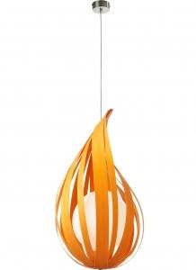 Подвесной светильник Raindrop 36X22X22 CM оранжевый