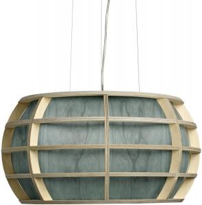 Подвесной светильник Kim 66X66X35 CM бирюзовый