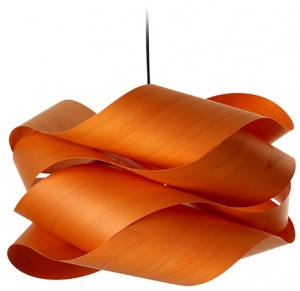 Подвесной светильник Link 69X69X40 CM Orange