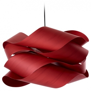 Подвесной светильник Link 69X69X40 CM Red