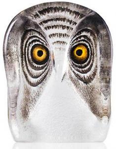 Скульптура Wildlife Owl 9X10 CM