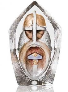 Скульптура из хрусталя Thor 12X20 CM