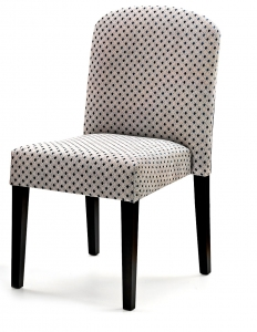 Штабелируемый мягкий стул Apilable 47X57X90 CM